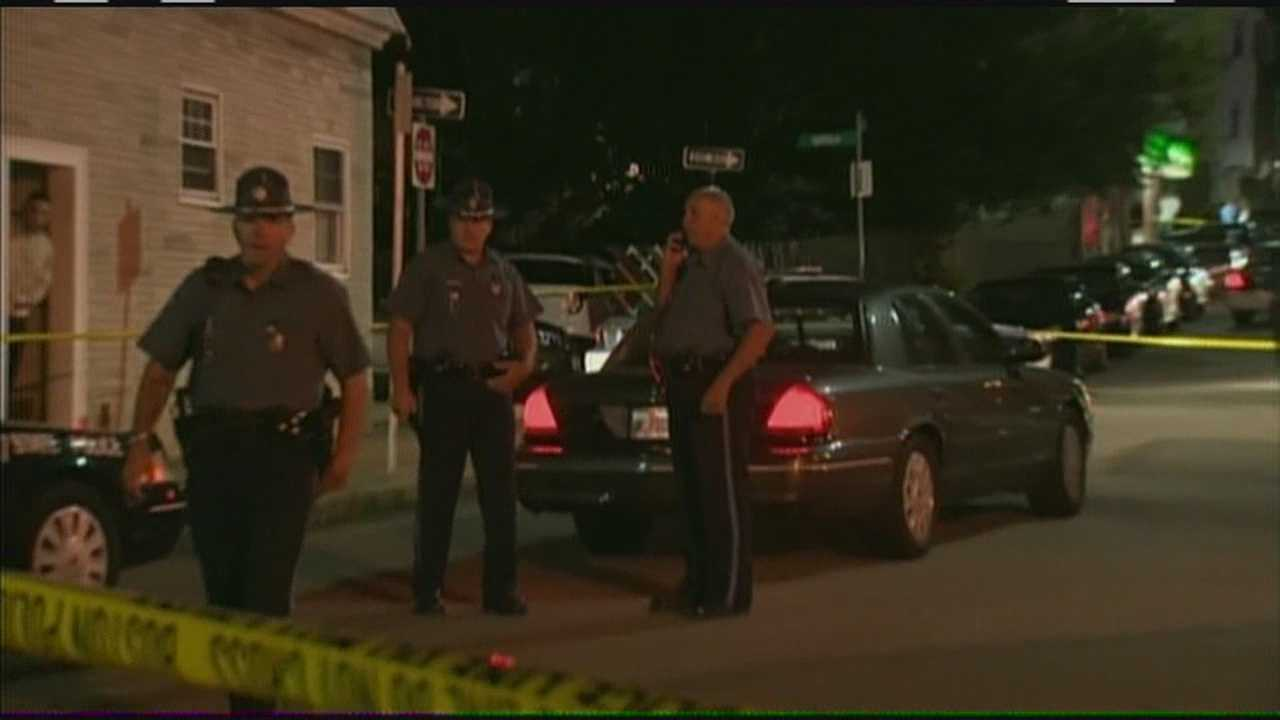 Man wounded in shootout with police
