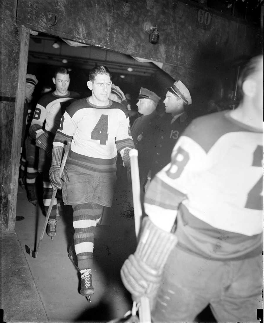 The Bruins first year in Boston Garden was extremely successful. They defeated the New York Rangers in the 1929 Stanley Cup Finals.