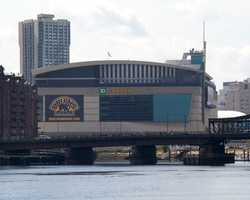 The TD Garden (which has had numerous name changes since it was built), opened in 1995.