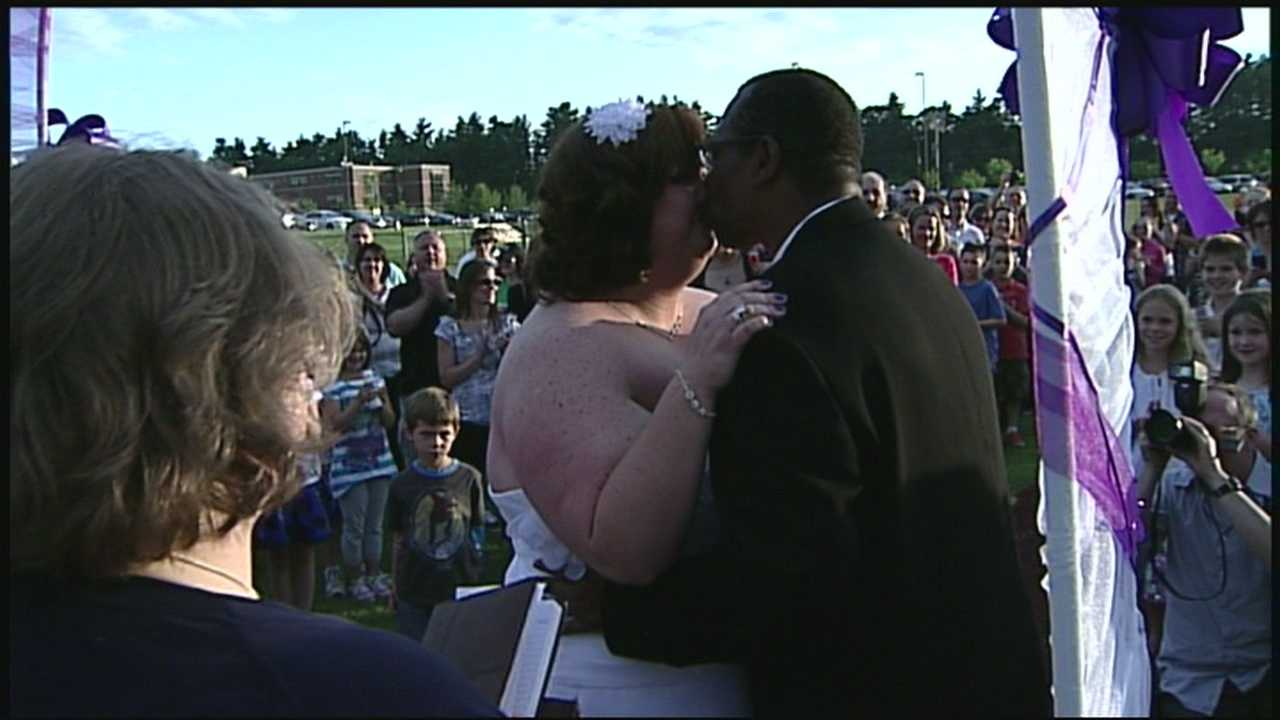 Relay for Life Wedding