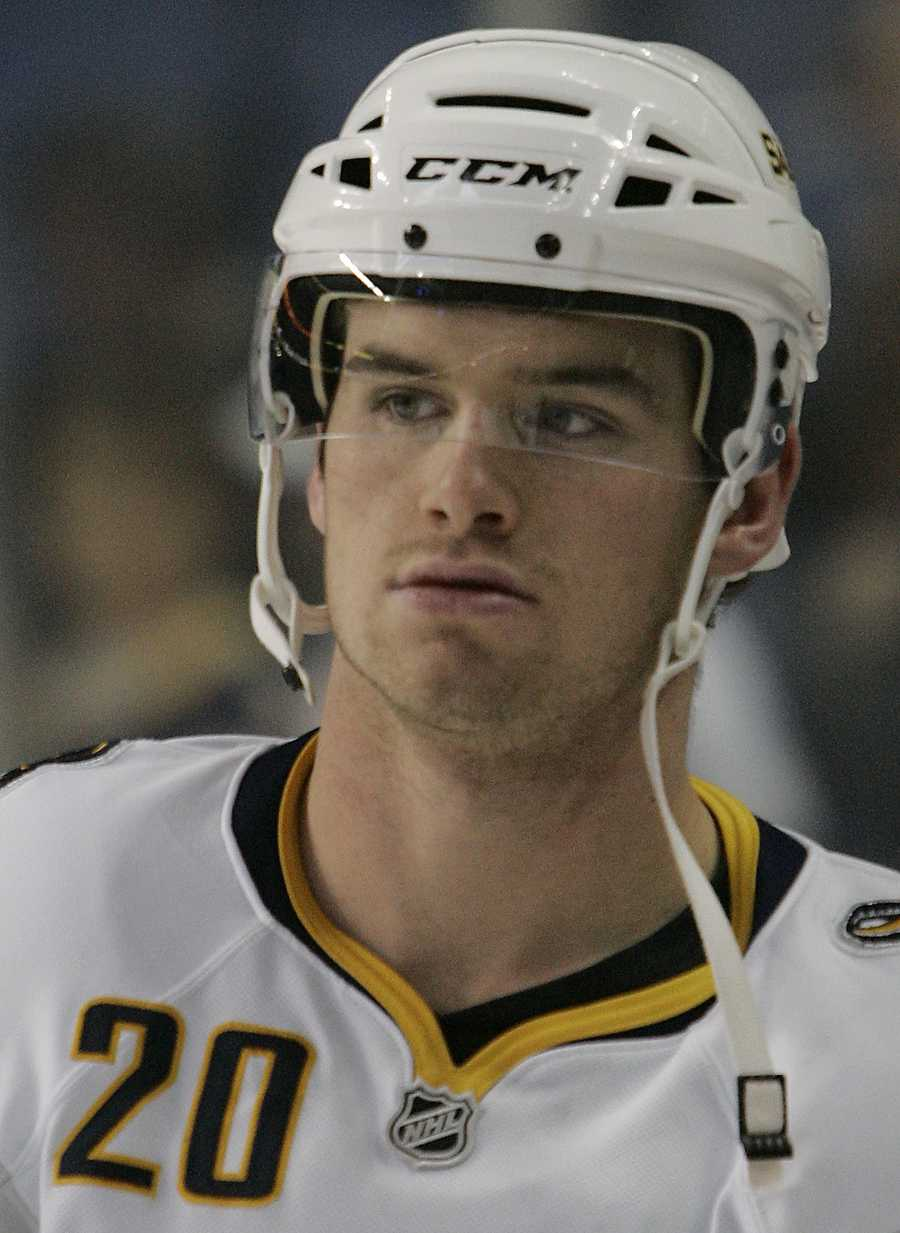 Paille was drafted by the Sabres in the 2002 NHL Entry Draft.