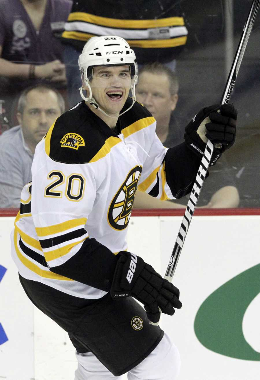 He is currently making $1.3 million per year with the Bruins.