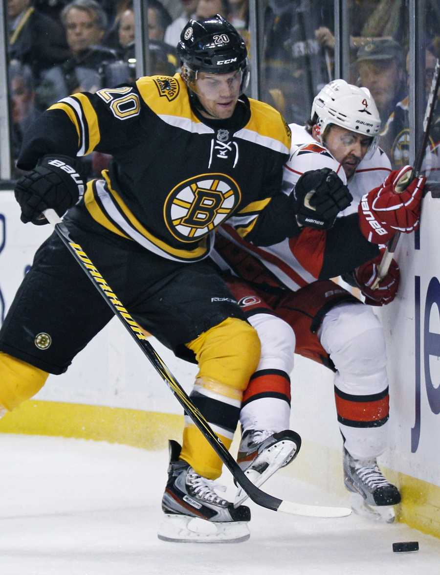 During the 2012 NHL lockout, Paille played in the Southie Men's League, which consists of five teams filled with former college and pro players, in South Boston.