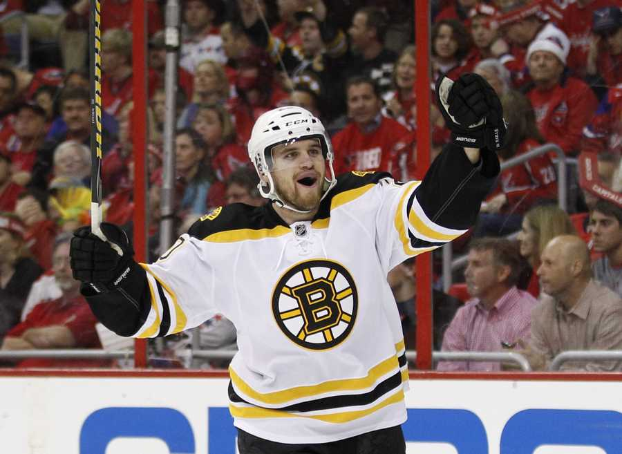 Paille is only the second player in the last 17 years to score the winning goal in each of two consecutive games in a Stanley Cup Final.
