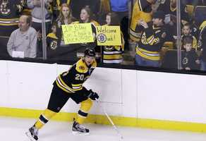 But Paille is called what the Bruins stand for: hard-working, blue collar, committed to defense.