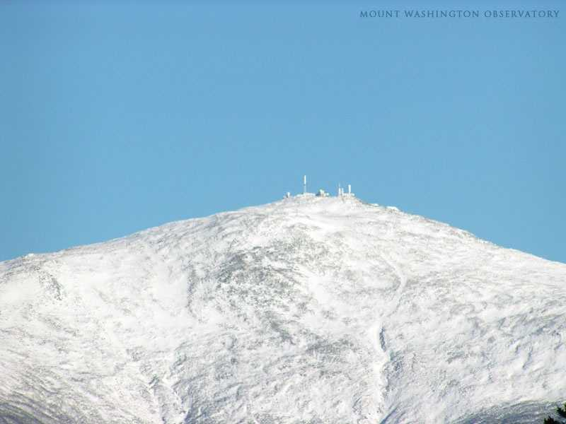 Mount Washington is know for having some of the world's most extreme weather. Check out some facts you may not have known about New England's highest peak courtesy of the Mount Washington Observatory.