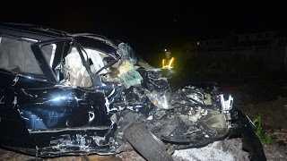 Belmont crash 1