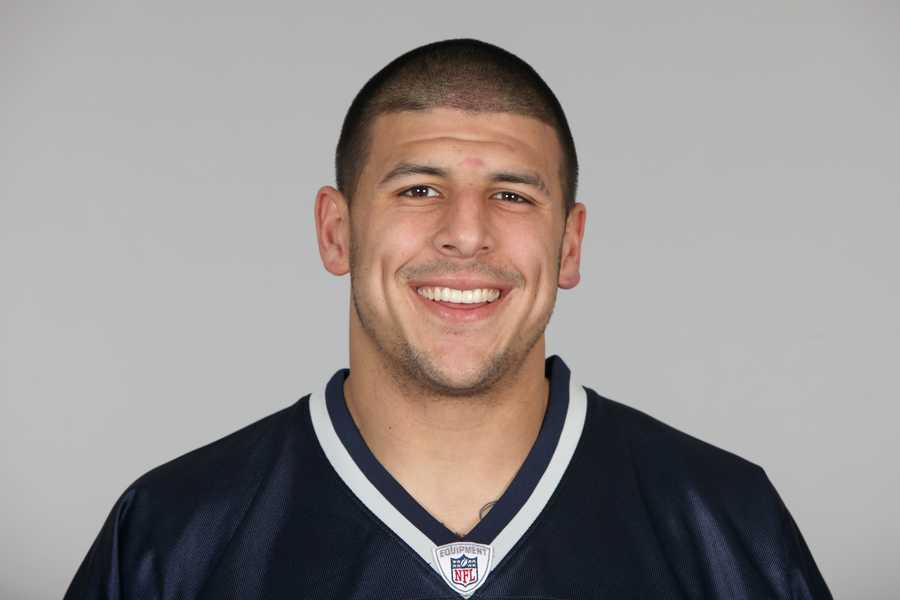 In 2012, the Patriots gave Hernandez a five-year contract. It was worth $40 million, according to reports.