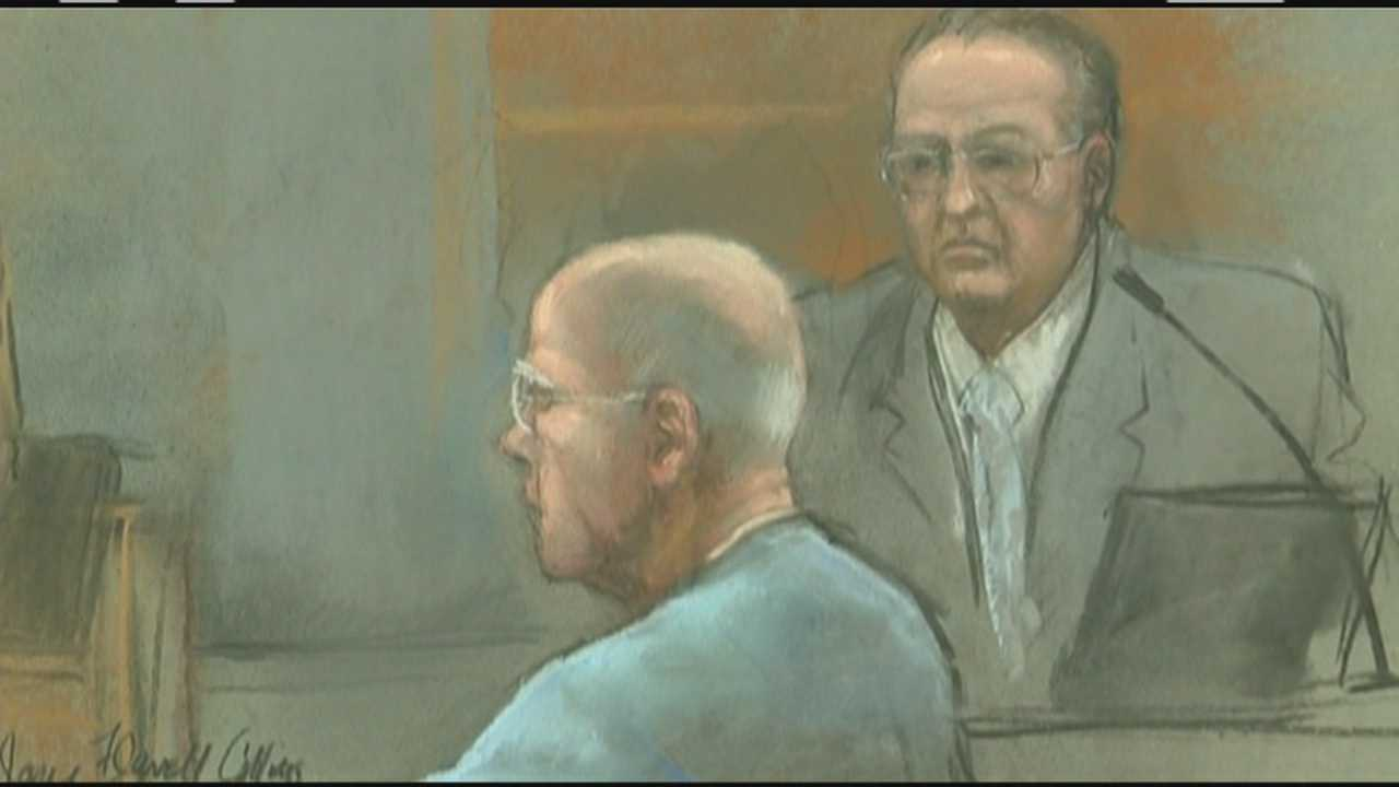 Bulger ex-enforcer grilled about varying stories