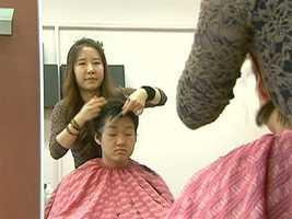 About 30% of Boston's Korean population live in Allston.