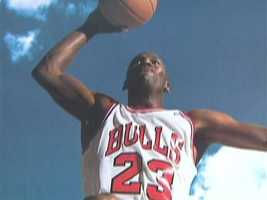 He credits Jordan with introducing sneaker style to the court.
