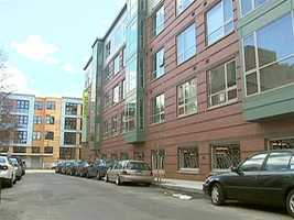 A new complex is redefining Allston's real estate market.