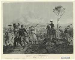 An important turning point in the war was the Battle of Bennington in Vermont. Led by General John Stark of New Hampshire, the men fought against German mercenaries fighting for the British. The British suffered 200 losses and 700 more were taken prisoner, while the Americans had minor casualties. The battle improved American morale while saving Vermont's colonial supplies.