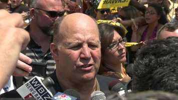 Bruins head coach Claude Julien