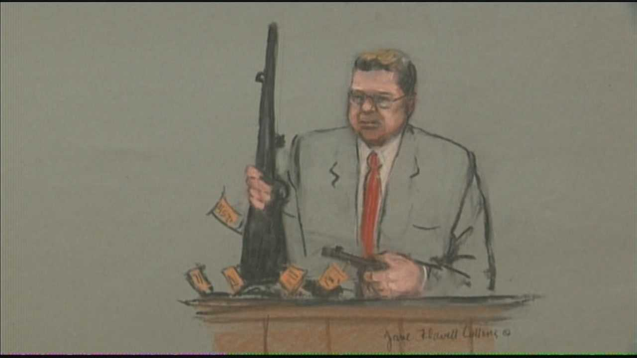Bulger witness: Car hit was like a 'firing squad'