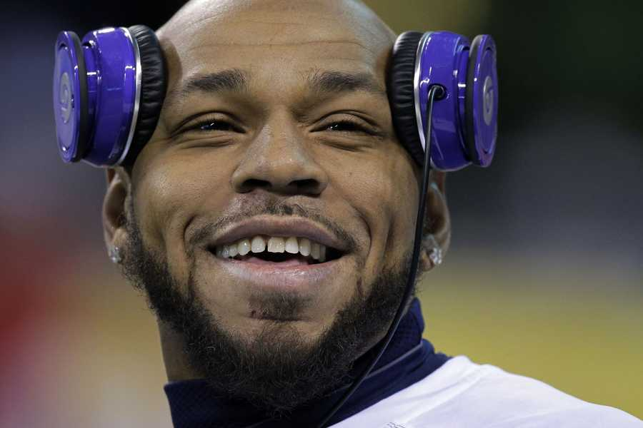Kevin Faulk faced a marijuana possession charge in 2008.