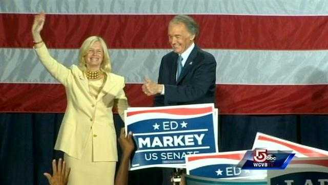Ed Markey Senate win