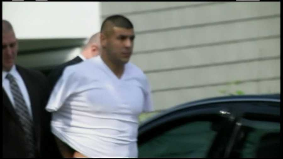 Aaron Hernandez is also charged in connection with a homicide in North Attleborough. Here is a timeline of the events surrounding the case.