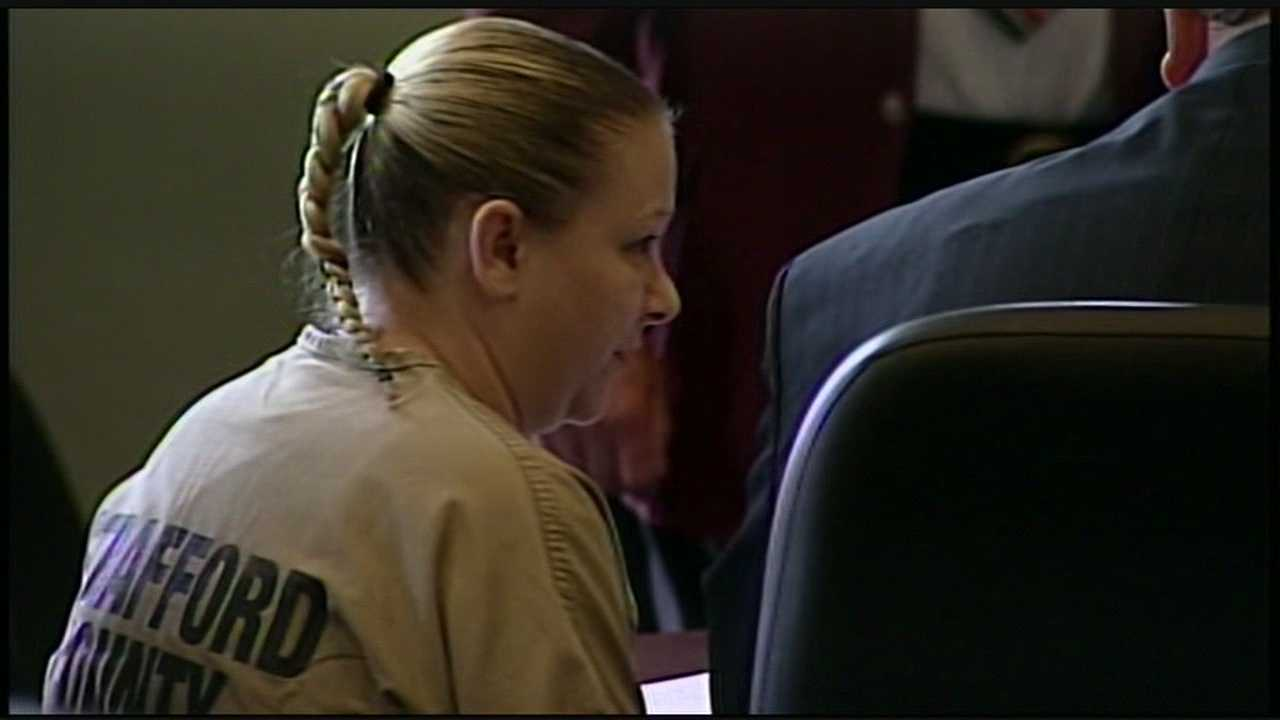 New Durham woman accused of starving boy sentenced