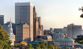 8.) Providence, R.I.