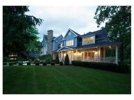 11 Marbleridge Road is on the market in North Andover for $2.48 million.