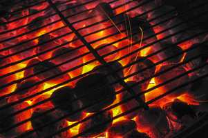 Create a barrier to prevent juices from spilling and producing harmful smoke. Try lining the grill with aluminum foil and poking holes, and cooking on cedar planks.