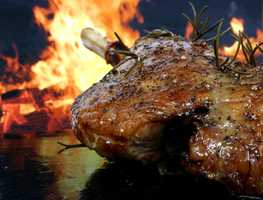 """Kennedy stresses if you love to barbeque – no need to panic. """"People need to keep this in perspective,"""" explains Kennedy. """"If you're grilling and following the proper safety tips, the risk of getting cancer from grilling food is very low."""""""