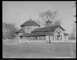 South Boston Aquarium in 1935