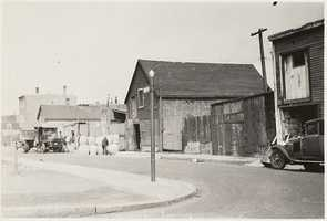 South Boston tenements in 1935