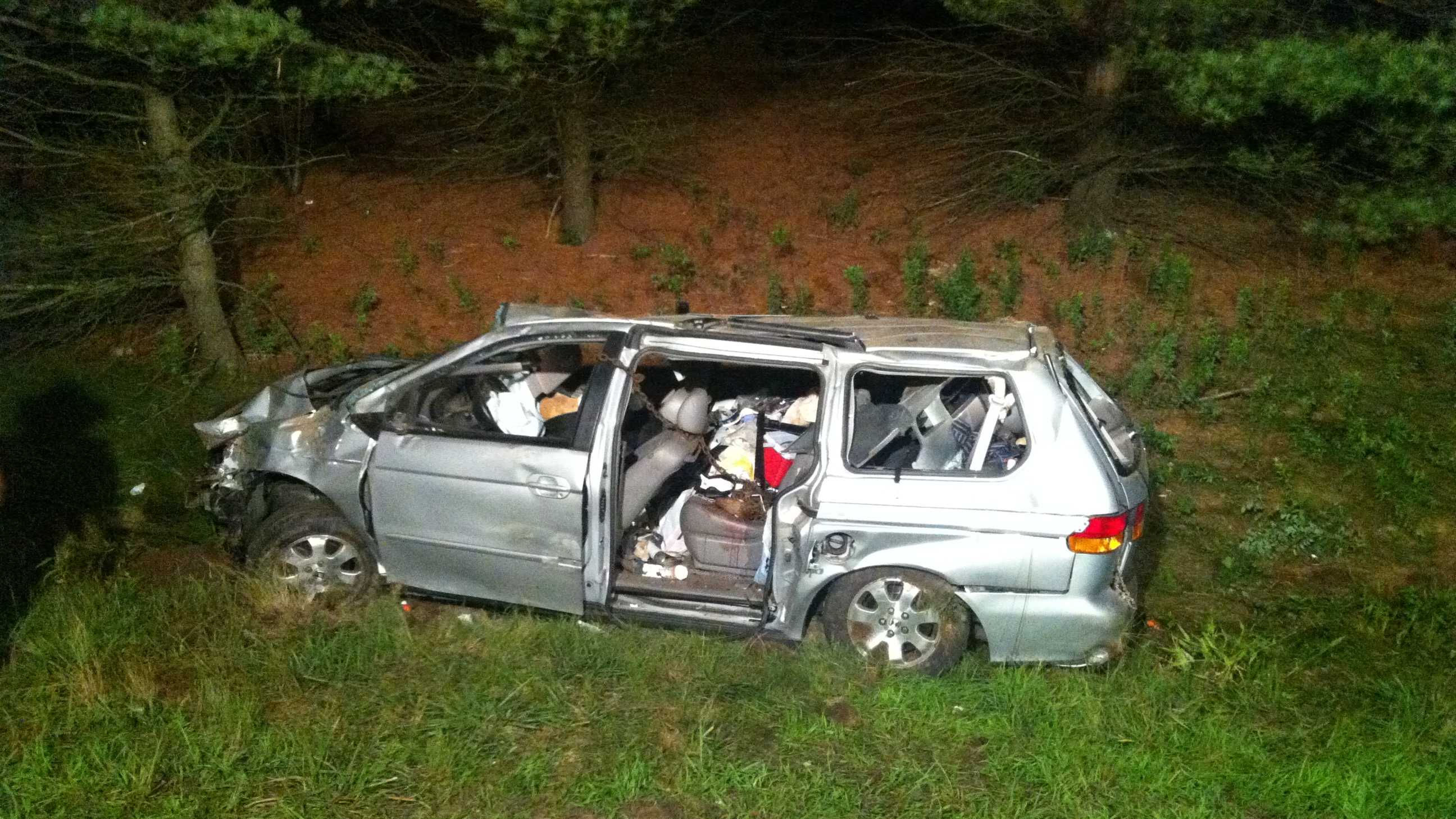 One deceased, one injured in 495 South accident