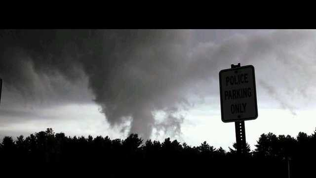 U Local Possible Holland Funnel Cloud 070713