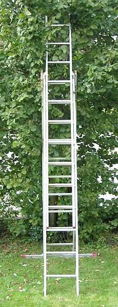 Keep ladders locked up. Unsecured ladders can be used to get into second floors of homes.