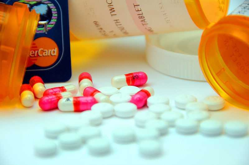 Keep prescription medications out of sight, as they're just as valuable to thieves as bigger items.
