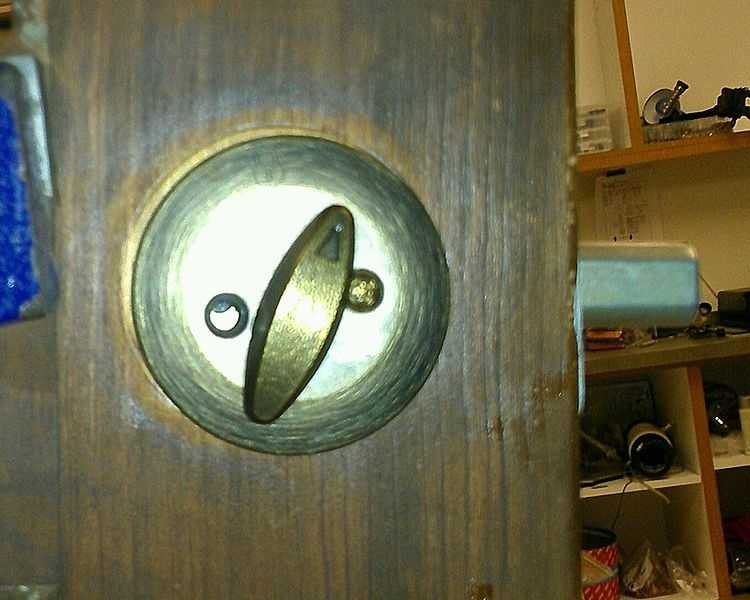 Install a deadbolt on all exterior doors.