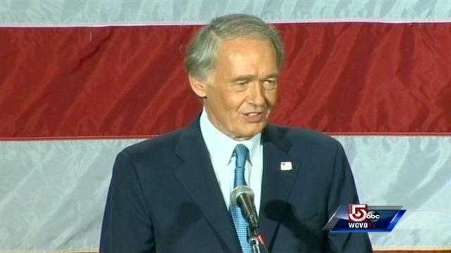 Ed Markey wins