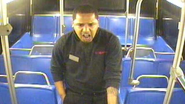 Man accused of spitting on MBTA bus driver