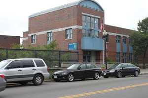 Boston Police Department in the South Boston neighborhood
