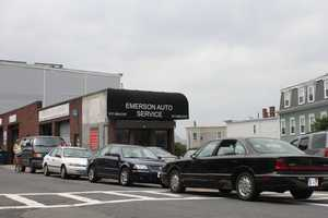 The neighborhood where Tom Cirignano spent many years working at Emerson Auto Corp. Located on the corner of East Third Street, this is what it looks like today.