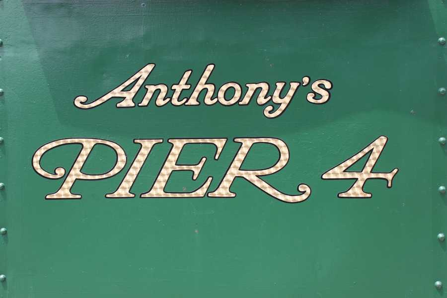Anthony's Pier 4 has closed its doors