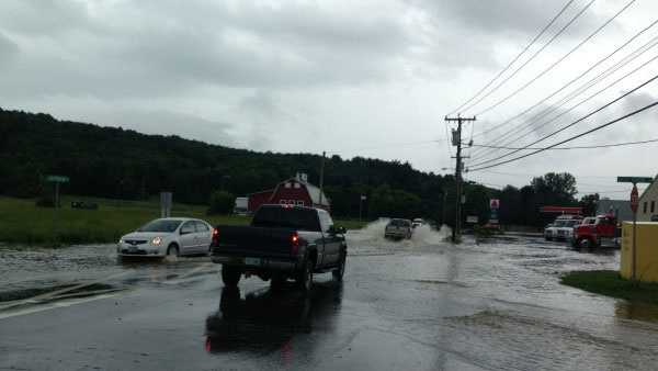 Flash flooding in Lebanon is estimated to cost $6.5 million in infrastructure damage.