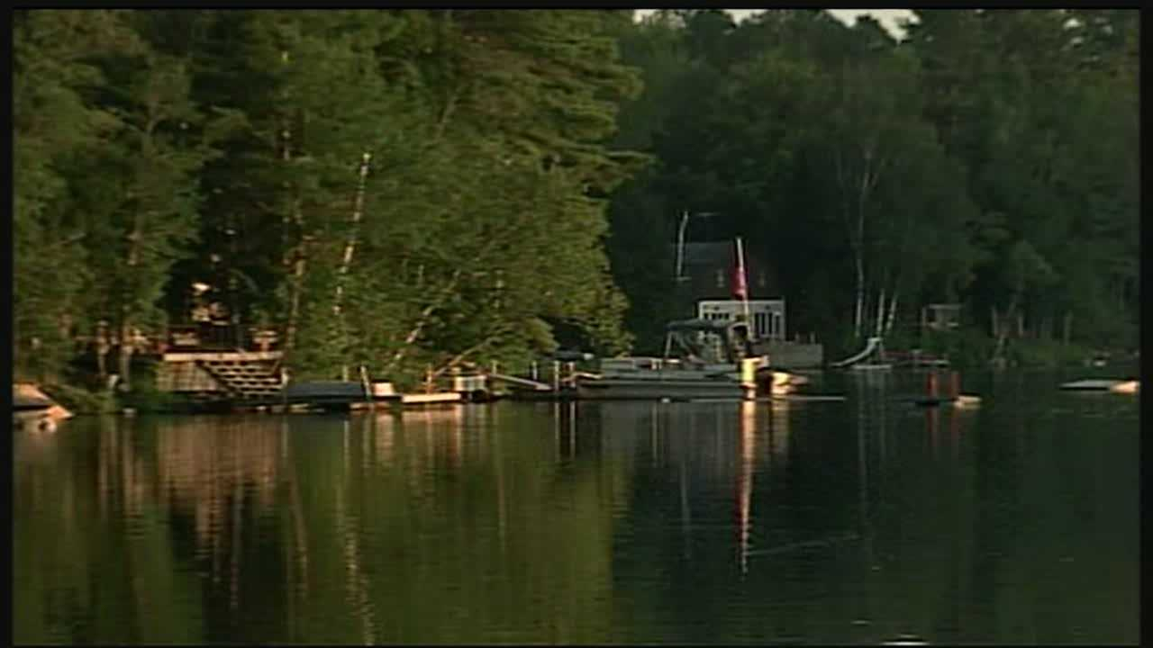 Police said a 3-year-old died after being found in a Sunapee pond Sunday.