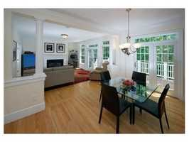 The home has 4,684 square feet of living space.