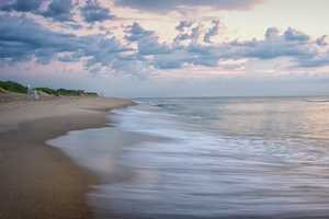 11) Coast Guard Beach, Eastham, Mass.