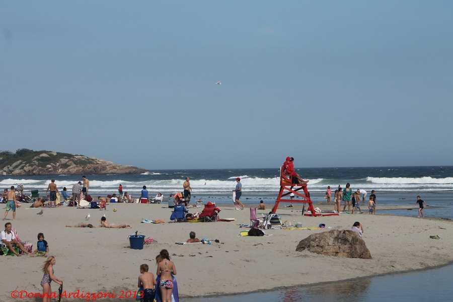 2) Good Harbor Beach,Gloucester, Mass.