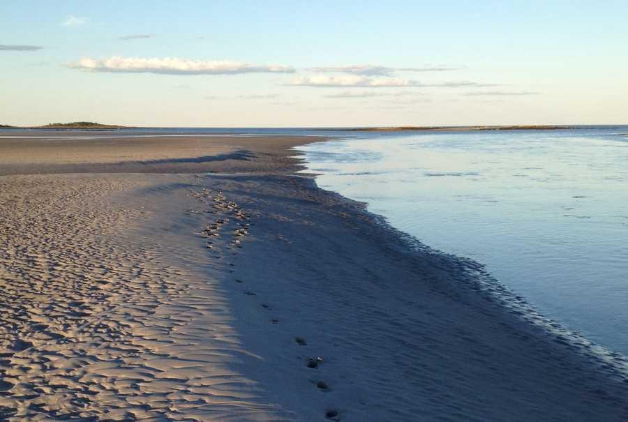 19) Goose Rocks Beach - Kennebunkport, Maine