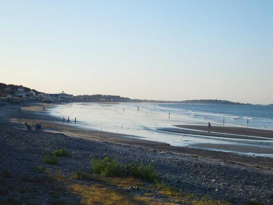 4)Nantasket Beach, Hull, Mass.