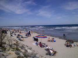 10) Ogunquit Beach, Maine
