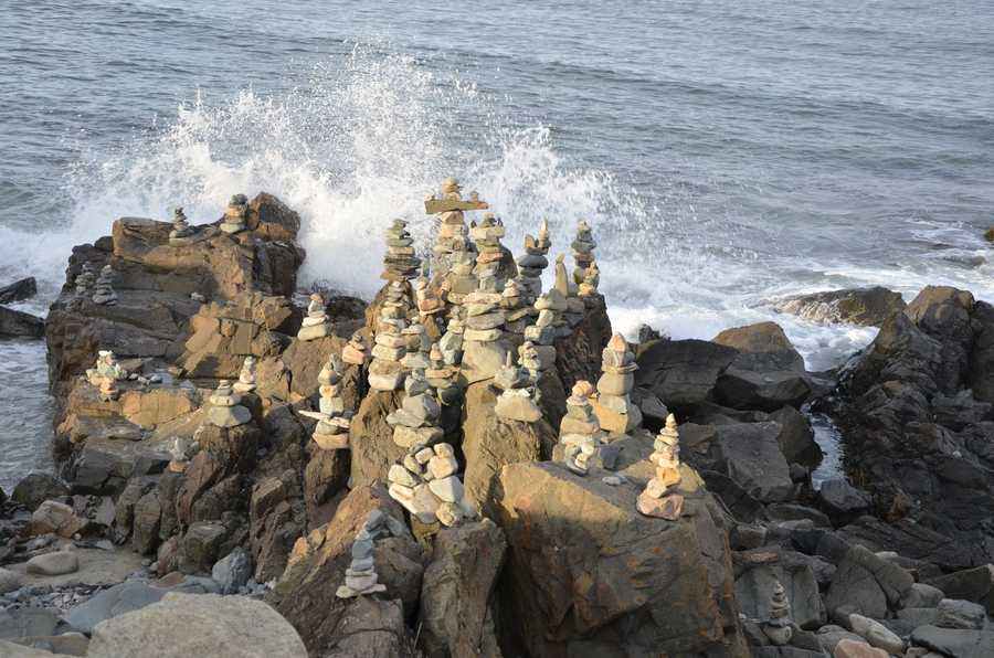 Ogunquit is one of Maine's most-visited resort towns, a 3 1/2 mile sandy beach and rocky coastline featuring the famed Marginal Way. Visitors from around the country visit this sleepy Maine town every summer.