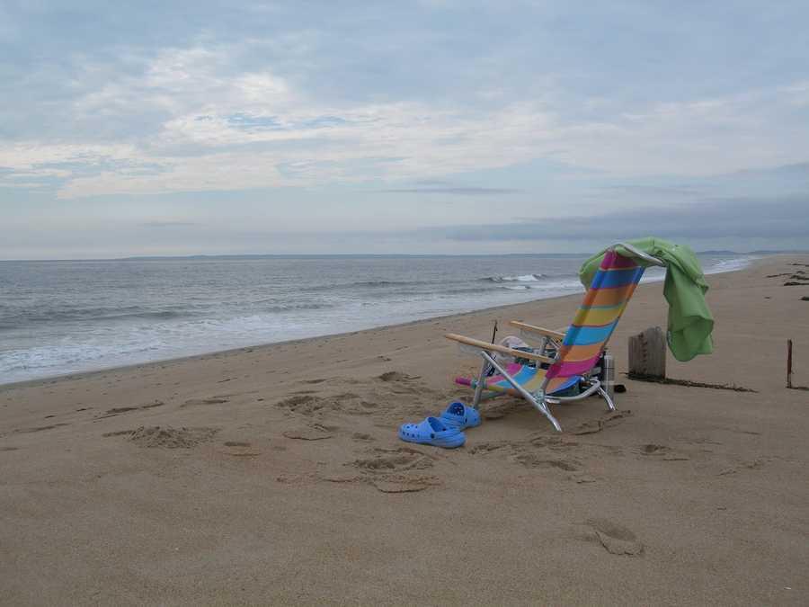 13) Plum Island Beach, Newburyport, Mass.