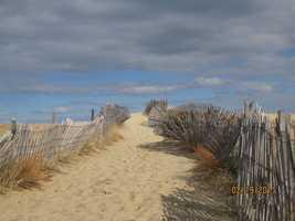 17)Scusset Beach State Reservation -Sagamore, Mass.